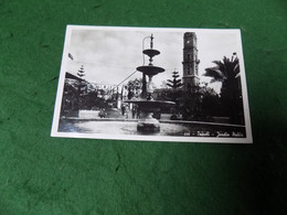 VINTAGE AFRICA LIBYA: Tripoli Jardin Public B&w - Libya