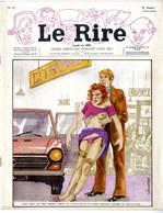 REVUE LE RIRE N° 11  1978 -  33 PAGES     PEYNET    ETC ... - Humour