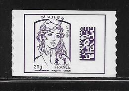 FRANCE  ( FRAU - 179 )  2015  N° YVERT ET TELLIER  N° 1177   N** - KlebeBriefmarken