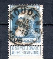Belgie - Belgique - Houdeng - 1905 Thick Beard