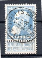 Belgie - Belgique - Bruxelles (Effets De Commerce) - 1905 Thick Beard