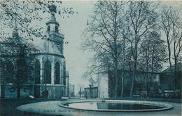 Belgique - Binche - S.B.P. N° 11 - Bassin Et Entrée Du Parc - Binche
