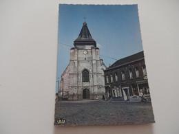 NORD - MARCQ EN BAROEUL - N°702 - Bourg - Marcq En Baroeul