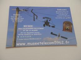 NORD - MARCQ EN BAROEUL - Musée Des Télécommunications - Marcq En Baroeul