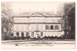 Toury-Lurcy - Le Château - édit. Arveau Louis 999 + Verso - Sonstige Gemeinden