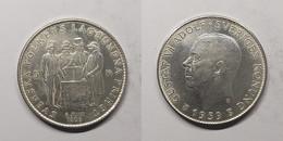 Zweden 5 Kronor 1959 150th Anniversary - Constitution KM# 830 King Gustaf VI Adolf (1950 - 1973) - Suecia