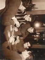 BOLCHI PICCHI LINDSKOG CORSO E BUFFON - Foto Originale 1961 Cm 24,00x18,00 - Sport