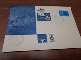 Postcard - Yugoslavia, Olympic Games 1984, Sarajevo - Yugoslavia