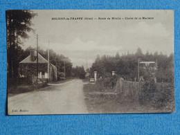 SOLIGNY-la-TRAPPE ( Orne) Route Du Moulin  - Chalet De La Mariette - Otros Municipios