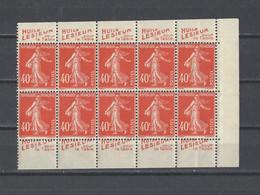 FRANCE.  YT  N° 194  Neuf **/*  1924  (voir Détail) - Nuevos