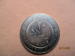 Yemen: 20 Rials 2006 - Yemen