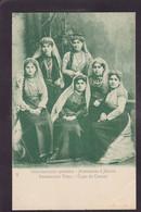 CPA Arménie Arménia Circulé Voir Dos Types - Armenia