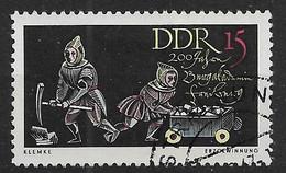 DDR  1138-1140 O Dreierstreifen - Used Stamps