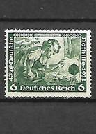 1258 III REICH-  1933   Série WAGNER  Les Maîtres Chanteurs YT 473    Neuf **    DENTELE 14  Signé K H - Nuevos