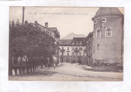 CPA :  14 X 9  -  LA  ROCHE-sur-FORON   -  Rue Carnot - La Roche-sur-Foron