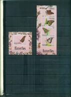 GRENADA GRENADINES  PAPILLONS 4 VAL+ BF  NEUFS A PARTIR DE 2.25 EUROS - Grenada (1974-...)