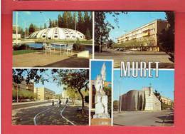 MURET 1989 CARTE EN TRES BON ETAT - Muret