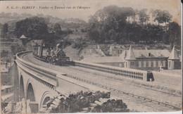 CP - ELBEUF - VIADUC Et TUNNEL Rue De L'HOSPICE - Elbeuf