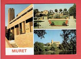MURET 1988 CARTE EN TRES BON ETAT - Muret