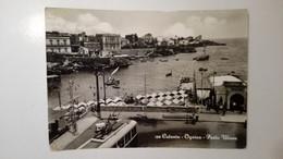 1952 - CATANIA - Ognina - Porto Ulisse - Catania