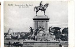 ROMA Monumento A Garibaldi - Other Monuments & Buildings