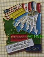 LA BATAILLE DE NORMANDIE 6 JUIN 44 D-DAY OVERLORD DEBARQUEMENT - Army