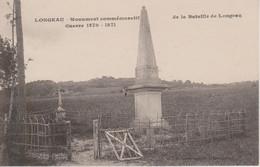 52 - LONGEAU - MONUMENT COMMEMORATIF - GUERRE 1870 - Other Municipalities