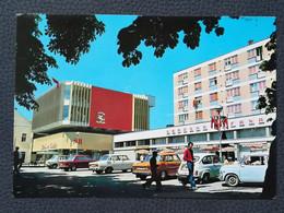 BUGOJNO BOSNA BOSNIA FIAT OLD CAR Postcards 1960`s (B1) - Bosnia And Herzegovina