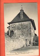ZBW-26 Tour à Montagny Sur Lutry. Lavaux. ANIME. Des Arts 2807  Circulé 1906 - VD Vaud
