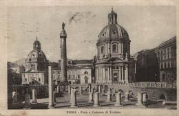 ROMA FORO E COLONNA DI TRAIANO - Other Monuments & Buildings