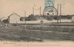 CPA-13-AIX EN PROVENCE-Vue D'ensemble De La Fabrique D'allumettes - Aix En Provence