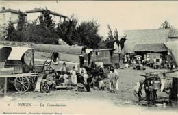 30 : Nîmes - La Consolation - Camp De Bohémiens - Nîmes