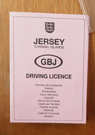 Permis De Conduire Ile De Jersey 2004 - Documents Historiques