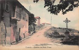 CPA CABRIES - Quartier Du Puits Vieux - Otros Municipios