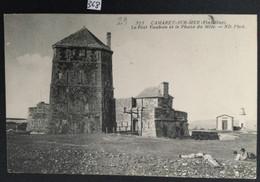 Camaret-sur -Mer(Finistère)Le Fort Vauban Et Le Phare Du Môle -368 - Camaret-sur-Mer