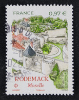 5407 France 2020 Rodemack  Moselle Oblitéré - Gebraucht