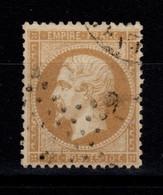 Napoleon - YV 21 Oblitere Etoile TTB Cote 10 Euros - 1862 Napoleon III