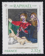 5396 France 2020 Raphael Oblitéré - Gebraucht
