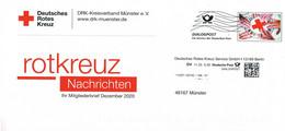 Deutschand Dialogpost 2020 - DRK Rotes Kreuz, Red Cross, Cruz Rioja - Brieven En Documenten
