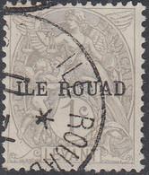 Rouad (Ile De) - N° 04 (YT) N° 4 (AM) Oblitéré. - Used Stamps