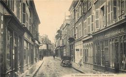 36 - CHATEAUROUX - Rue Grande - Commerces - Chateauroux