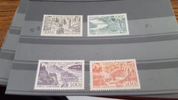LOT522206 TIMBRE DE FRANCE NEUF** LUXE N°24 A 27 VALEUR 110 EUROS - 1927-1959 Nuovi