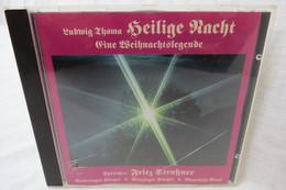 """CD """"Ludwig Thoma Heilige Nacht"""" Eine Weihnachtslegende, Sprecher Fritz Straßer - Kerstmuziek"""