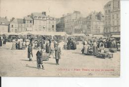 LISIEUX   Place Thiers - Lisieux