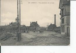 LISIEUX  Vue Generale De La Gare - Lisieux