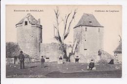 CP 46 SOUILLAC Env. Chateau De Laplane - Souillac