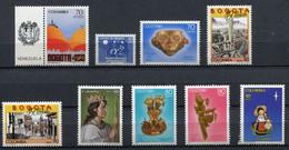 Colombie - 1988 - Poste Aérienne Année Complète - Yt PA 775 á PA 783 - ** - Colombia