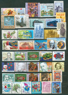Slovakia 125 Postally Used Stamps - Other