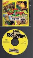 Brasil Foot Samba (Roxa, Lambada, Ciranda, Cucaracha, Guantanamera, Bamba, Etc.) - Compilations