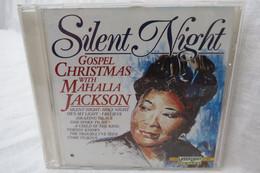 "CD ""Mahalia Jackson"" Silent Night Gospel Christmas - Kerstmuziek"